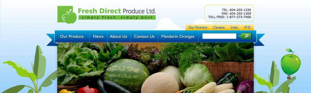 Fresh Direct Produce Preview